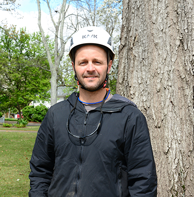Scott Champion is the owner of Champion Tree, the best Birmingham tree service in Alabama