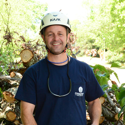 Scott Champion is the Birmingham tree expert who provides professional tree removal in Birmingham with his team at Champion Tree Service